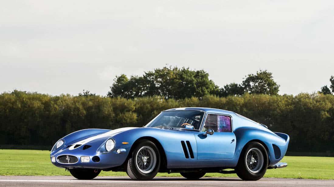 Este Ferrari 250 GTO de 1962 podría alcanzar la suma de $56 MILLONES