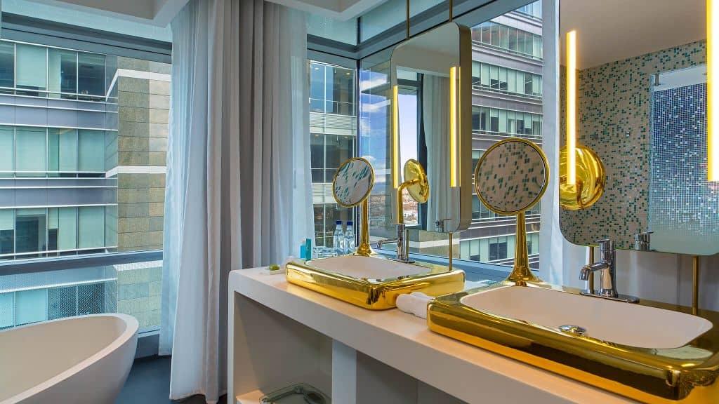 El deslumbrante hotel 5 estrellas W Bogota es la mejor manera de conocer Colombia