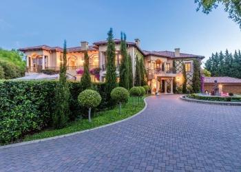 Constantia es una hermosa mansión de $4 millones en Cape Town, Sudáfrica