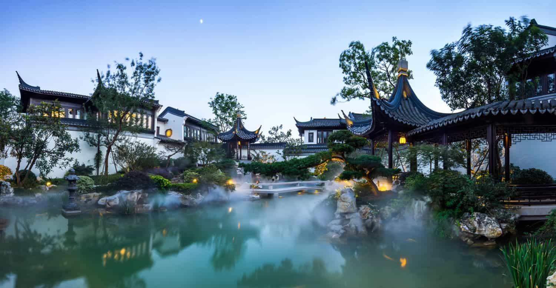 Con un precio de $154 millones, esta es la mansión más cara de TODOS LOS TIEMPOS a la venta en China