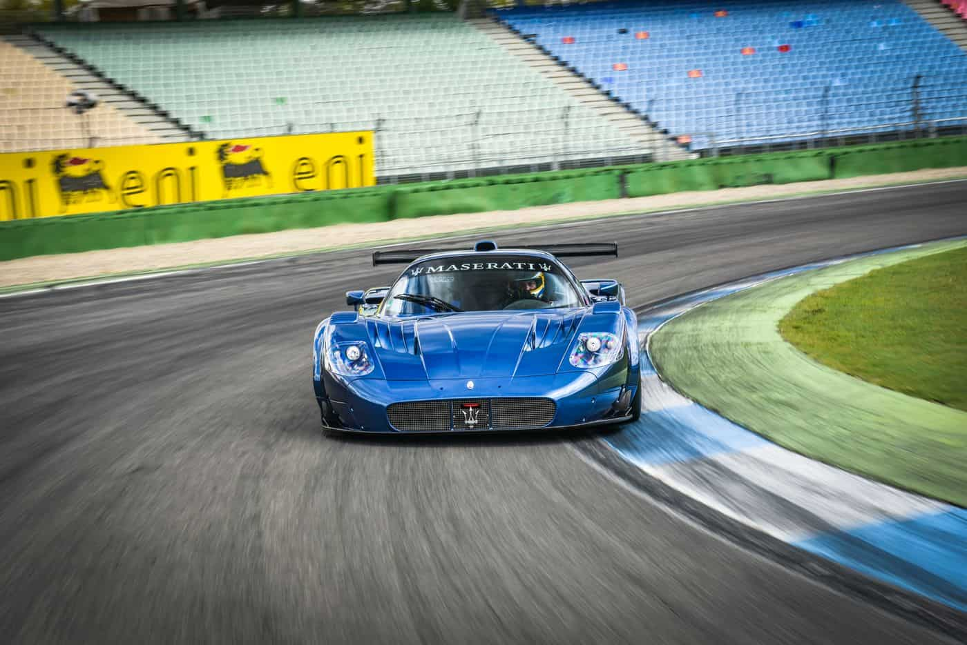 Maserati MC12 VC – El increíble tuning de este superdeportivo cortesía de Edo Competition