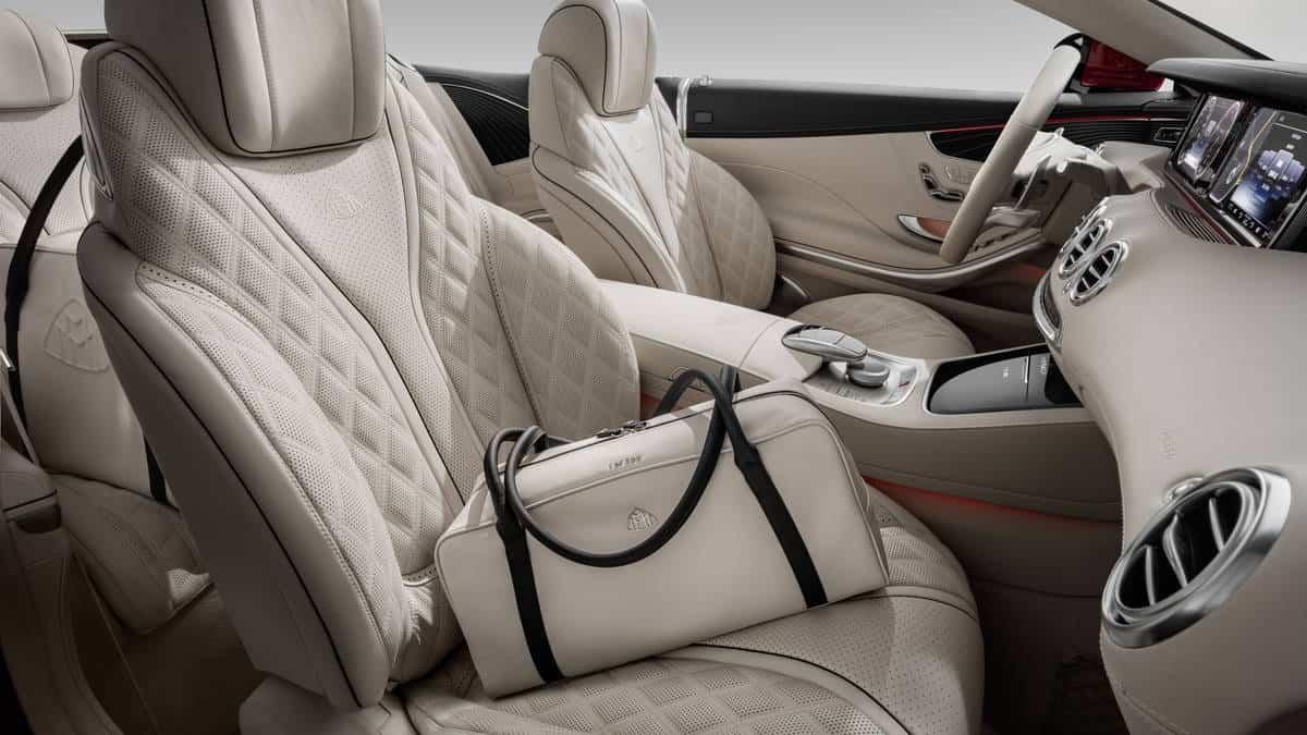 Mercedes presenta su coche más caro hasta ahora