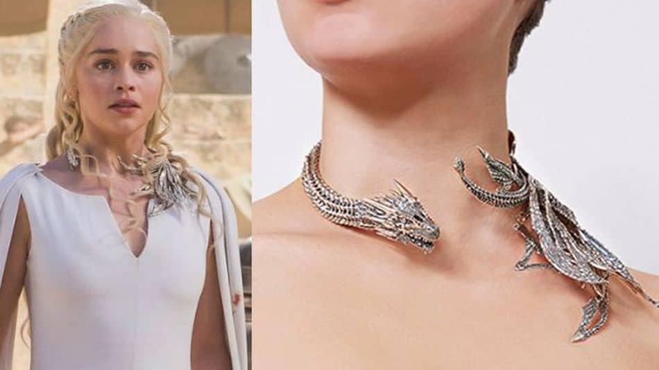 """¡Siente la Khaleesi dentro de ti! MEY Designs trae épica joyería de """"Game of Thrones"""" a la vida real"""