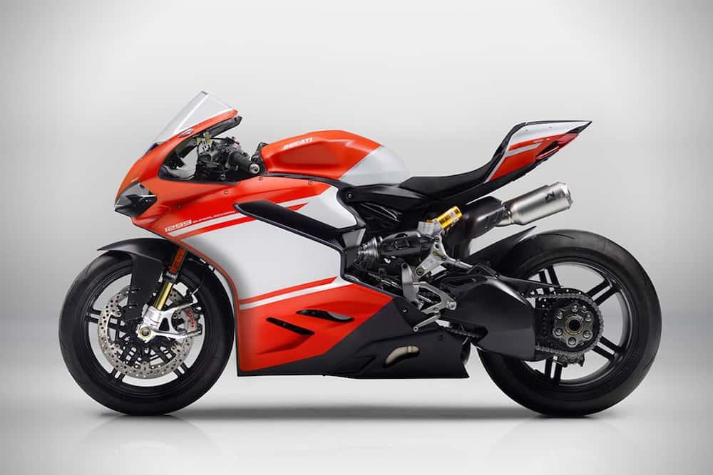 Ducati 1299 Superleggera 2017: La motocicleta de dos cilindros más potente jamás producida