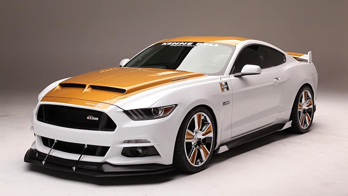 Mustang Hurst Kenne Bell R-Code 2017