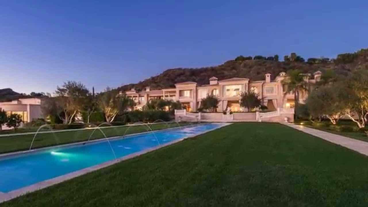 Palazzo Di Amore: Esta es la mega casa MÁS CARA de Estados Unidos - ¡$195 MILLONES!