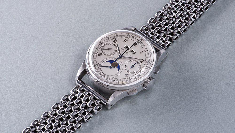 El reloj de pulsera más caro en venderse en una subasta alcanza la suma de $11.1 MILLONES