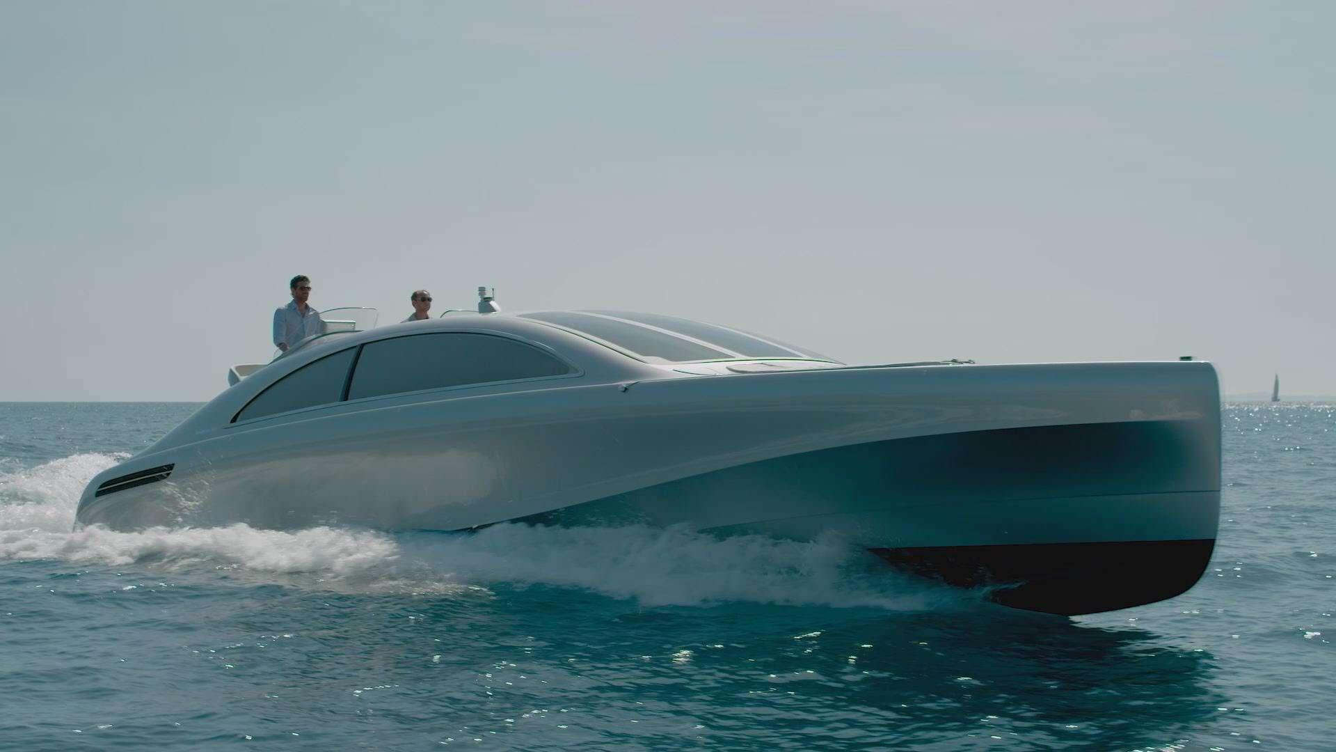 ARROW460 Granturismo: Conoce el primer yate de lujo de Mercedes-Benz de $1.5 MILLONES