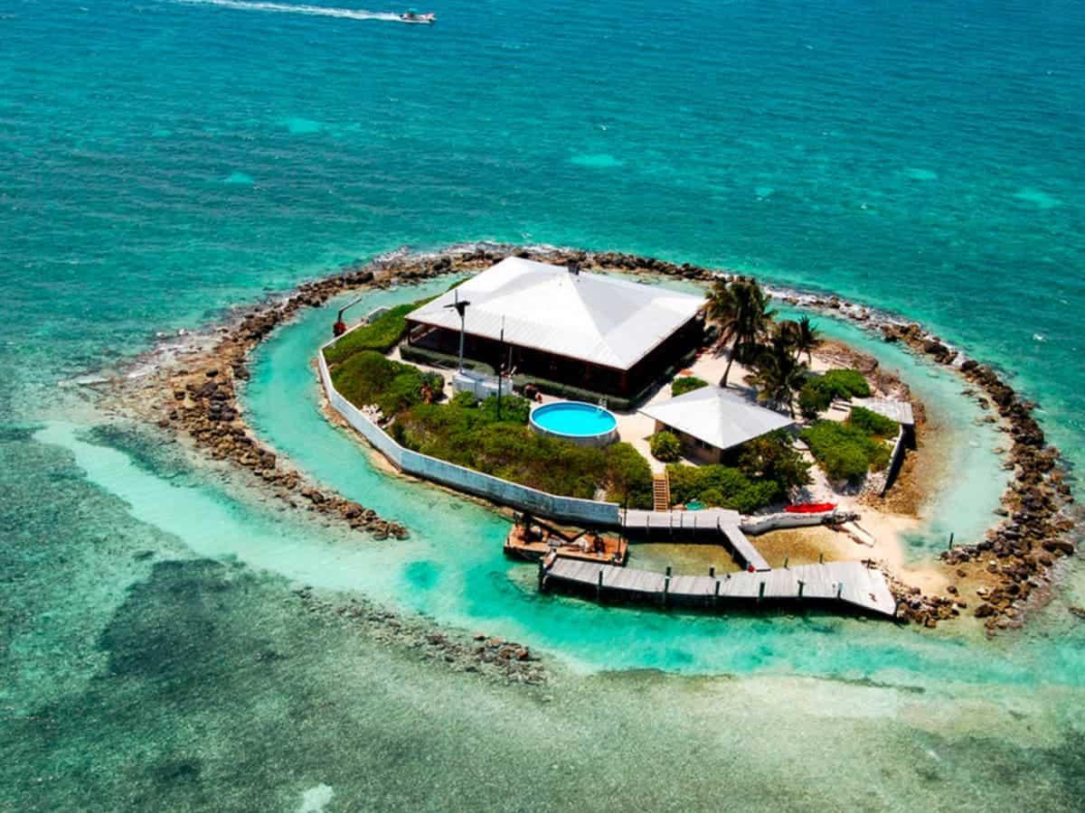 12 MARAVILLOSAS islas privadas que puedes comprar hoy