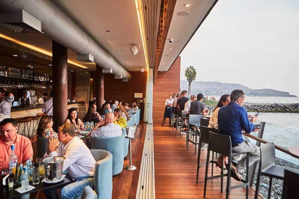 Restaurante & Lounge CALA en Lima