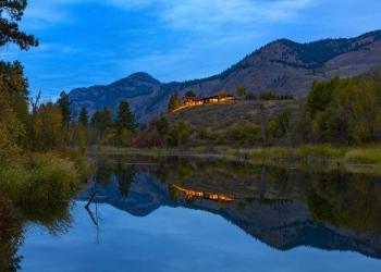 Te dejará sin aliento este ASOMBROSO rancho en el estado de Washington que busca dueño por la cifra de $3.5 millones