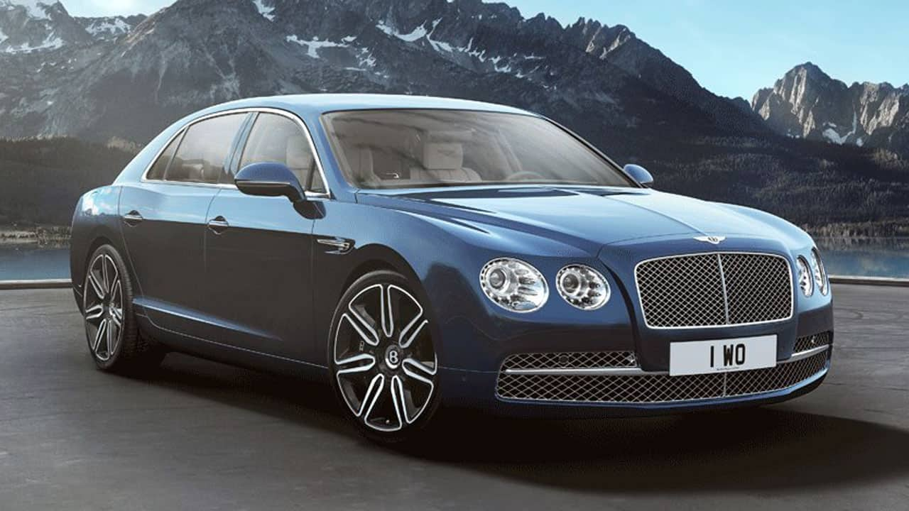 Bentley Flying Spur Special Edition 2017 por Mulliner