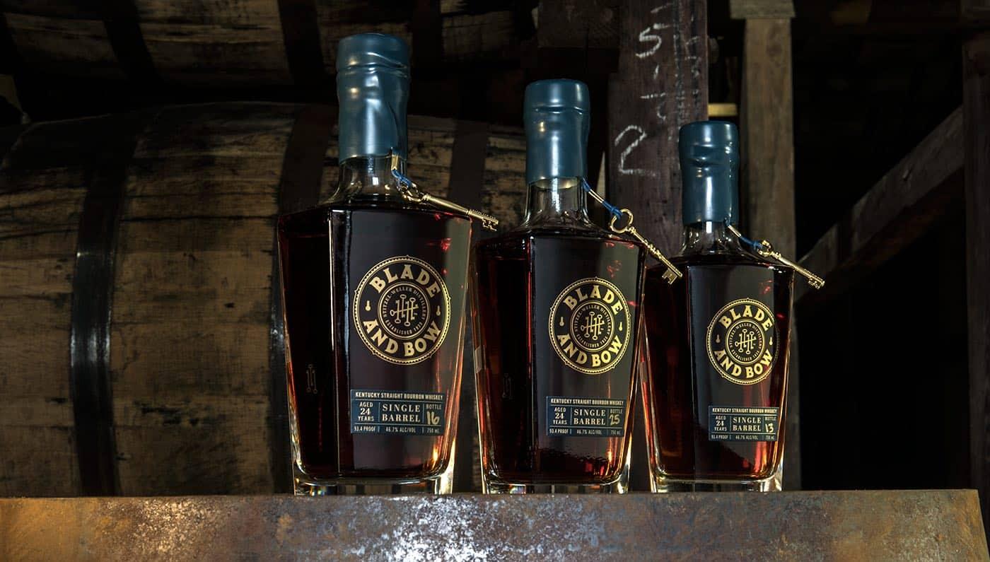 Bourbon de 24 años de Blade and Bow rompe récord de venta en una subasta de caridad por Christie's