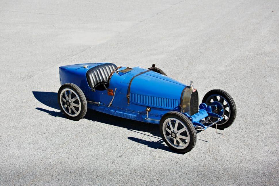 Este Bugatti Type 35 Grand Prix 1925 de dos asientos saldra a la venta el próximo mes