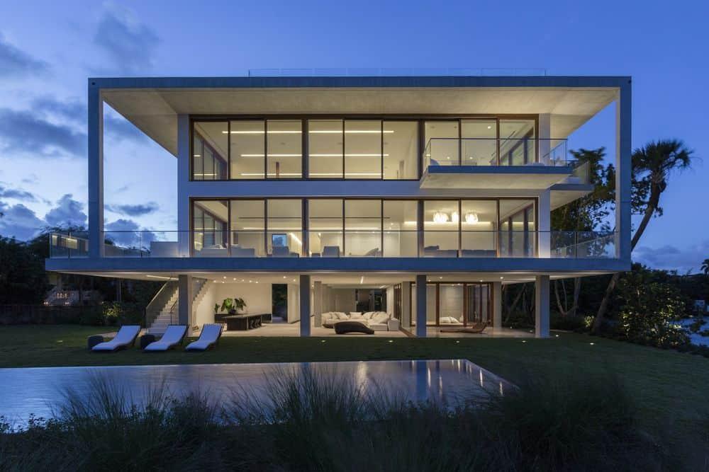 Por $50 MILLONES puedes comprar la espectacular Casa Bahia, una de las propiedades más caras de la ciudad de Miami