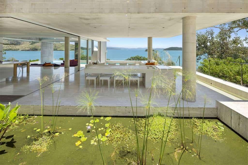 Esta mega mansión con hermosas vistas hacia el mar está a la venta en Australia