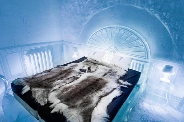 Icehotel 365 en Suecia: ¡El primer HOTEL DE HIELO del mundo!