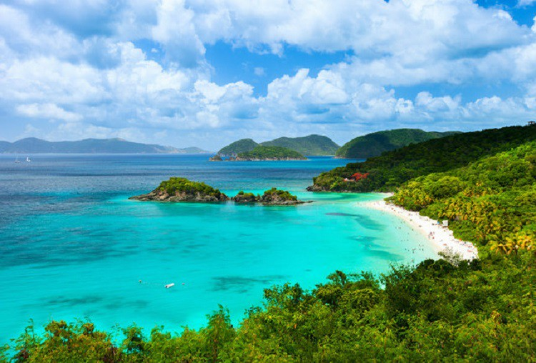 Las Islas Vírgenes de Estados Unidos TE PAGARÁ por hacer turismo en 2017