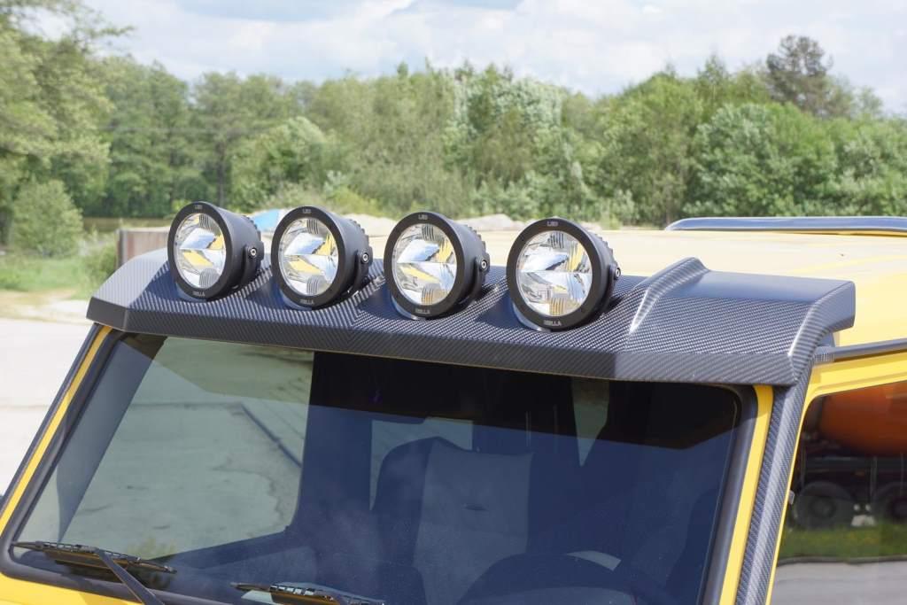 Mercedes-Benz G63 AMG 6x6 por Mansory