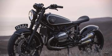 ¡La Motocicleta Más Dura! BMW R NineT Classic de Roland Sands Design con aspecto retro