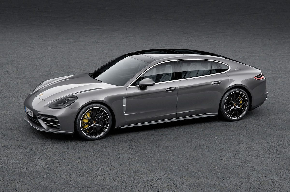 Porsche Panamera 2017 obtiene variantes 'Executive' Long Wheelbase