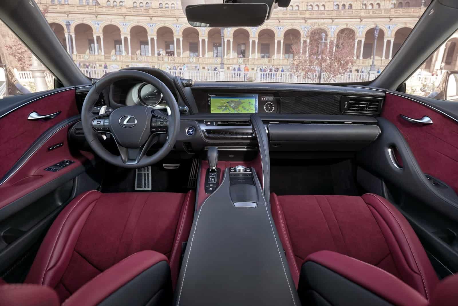 ¡Súper Coche! El nuevo Coupé Lexus LC está ¡BRUTAL!