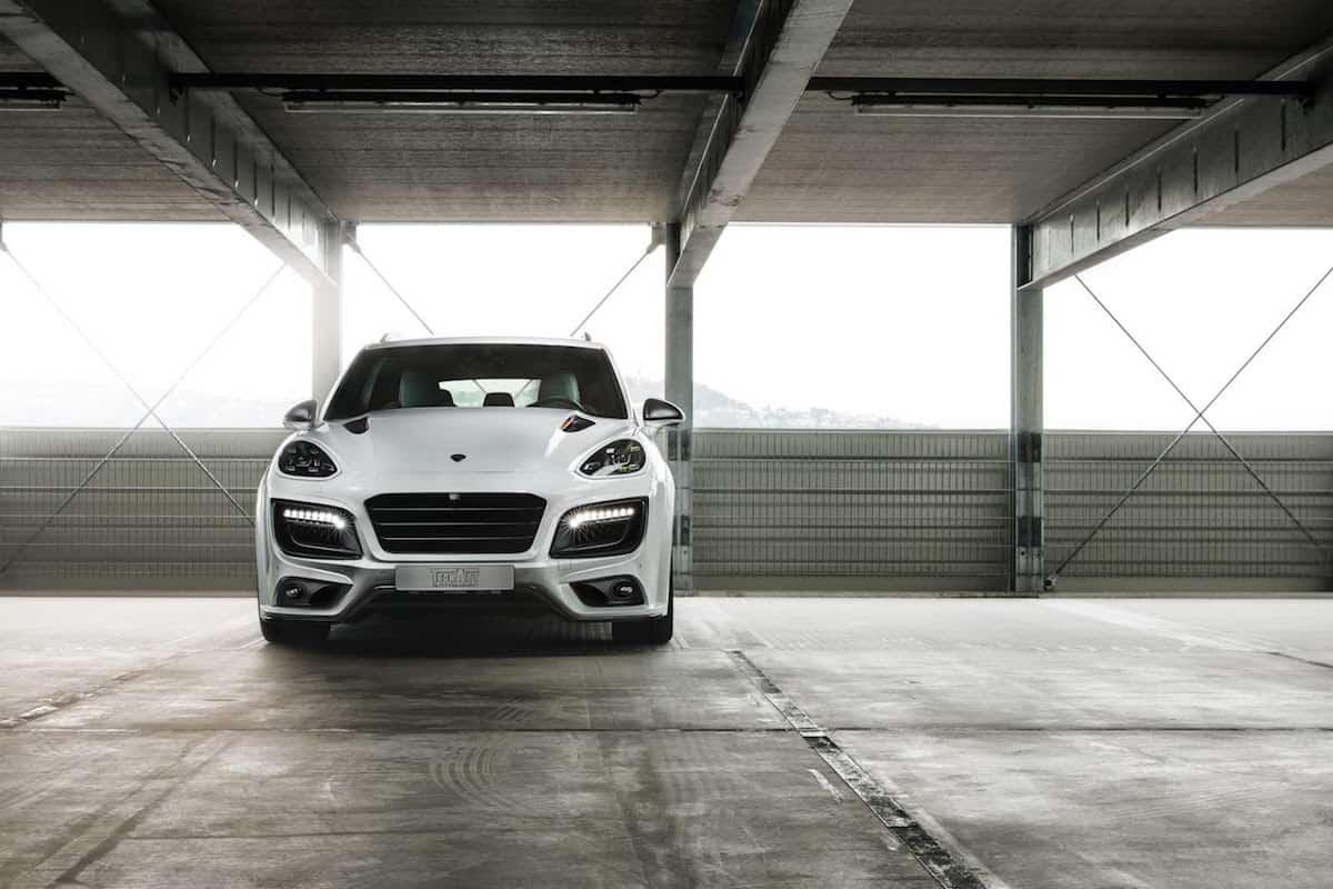 TechArt presentó el Porsche Cayenne Magnum SPORT with 720 caballos de fuerza