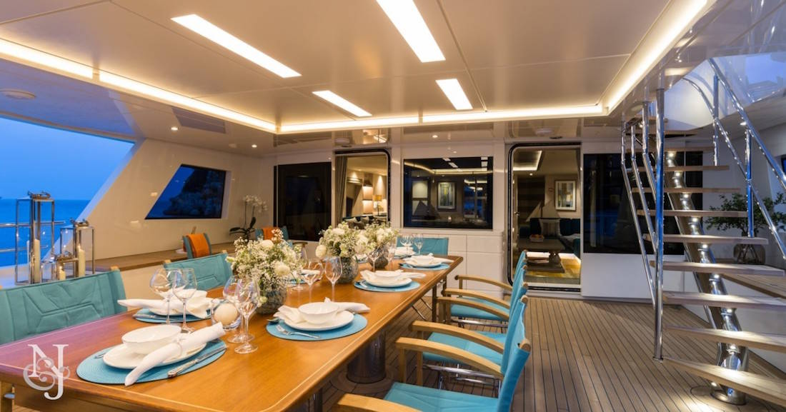 La Passion - La primera mega creación de Sarp Yachts es un mega yate de 46 metros de largo