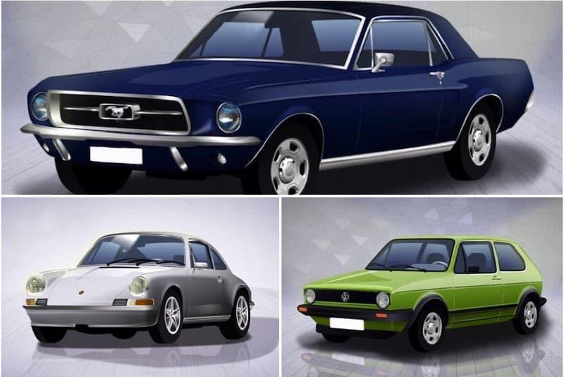Los 10 coches más populares en AutoScout24