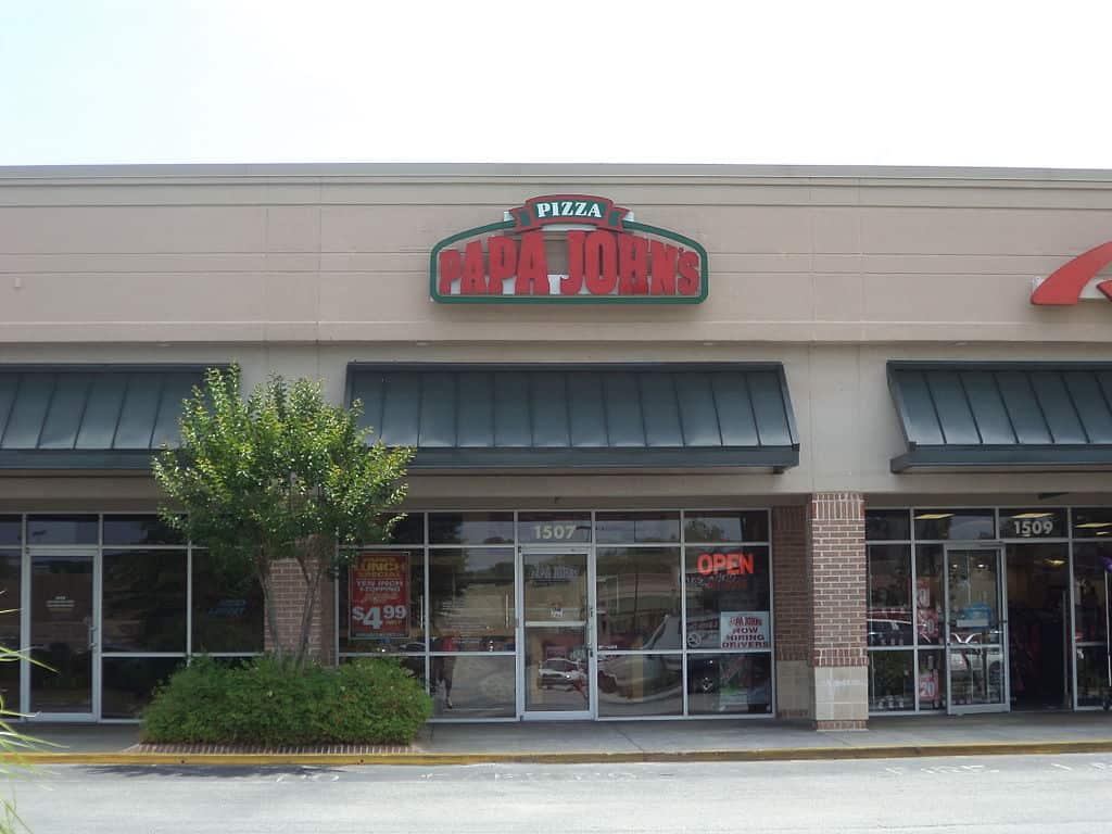 Pizzeria Papa John's