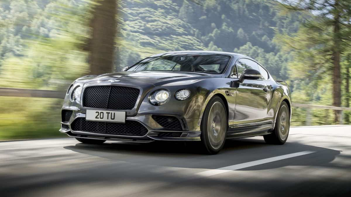 Bentley Presenta el Continental Supersports 2017 con 700 caballos de fuerza ¡El coche de cuatro asientos más rápido del mundo!