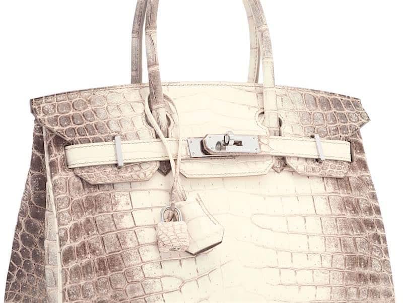 Bolsos Hermès destacan en el evento de accesorios de lujo de Heritage Auctions del 2 de febrero