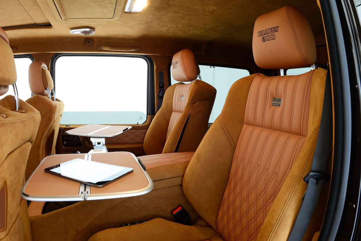 BRABUS Mercedes-AMG G65 c/Un V12 y 800 HP