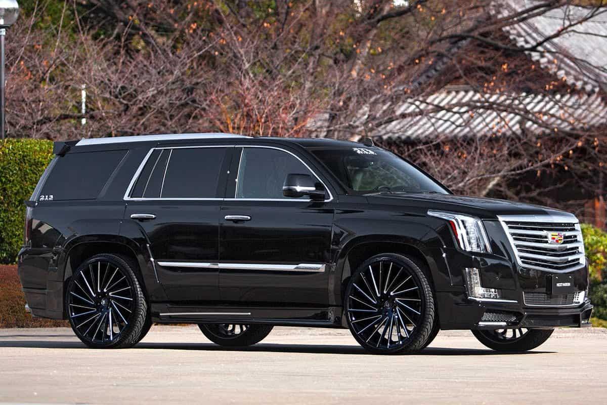 Cadillac Escalade Viceroy Edition por Lexani Motorcars