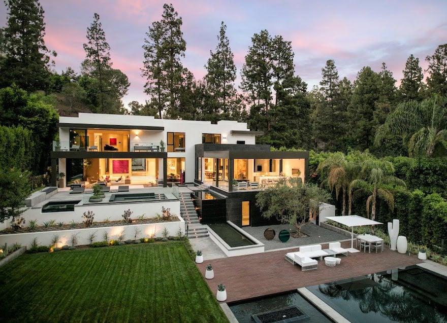 Propiedad en Beverly Hills, California