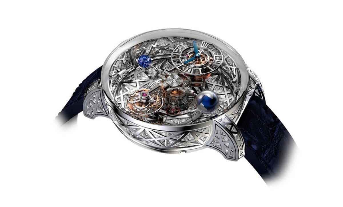 Reloj Jacob & Co. Astronomia Meteorite