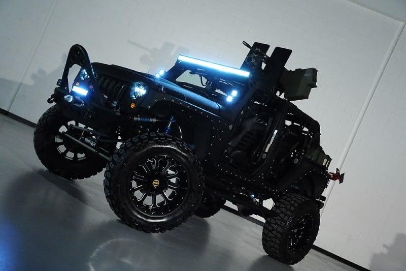 Mega Kit 'FULL METAL JACKET' por Starwood Motors