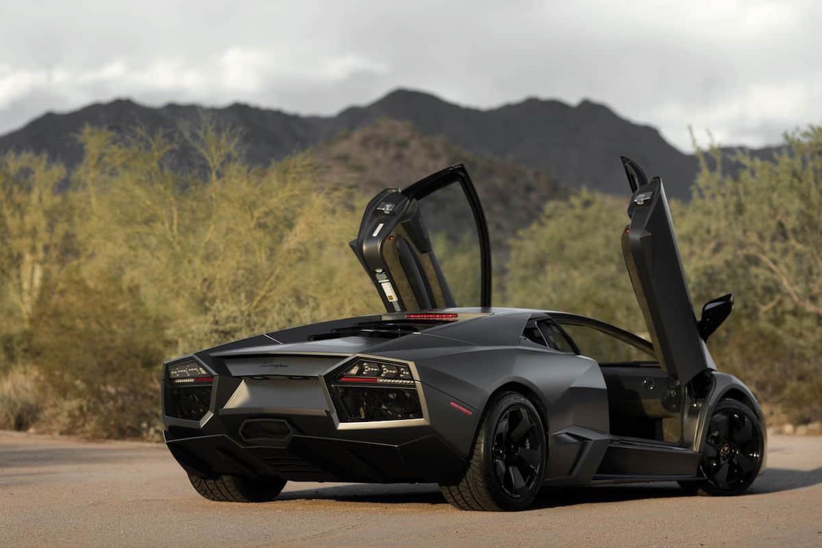 Este Lamborghini Reventón irá a subasta con solo 1.000 millas ¡Podría venderse por $1.4 millones!