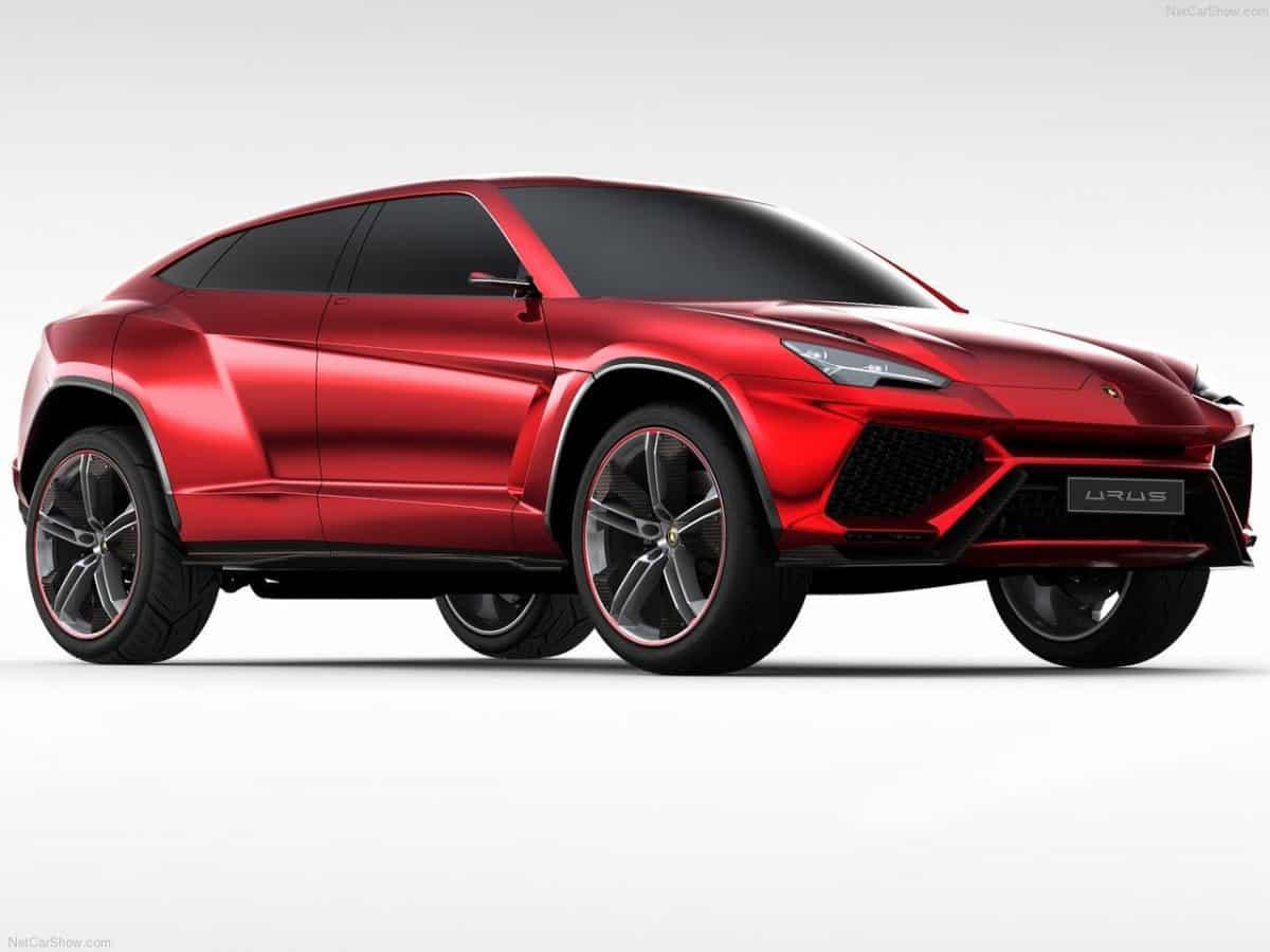 Lamborghini URUS: Otro vistazo al SUV más anticipado del mundo