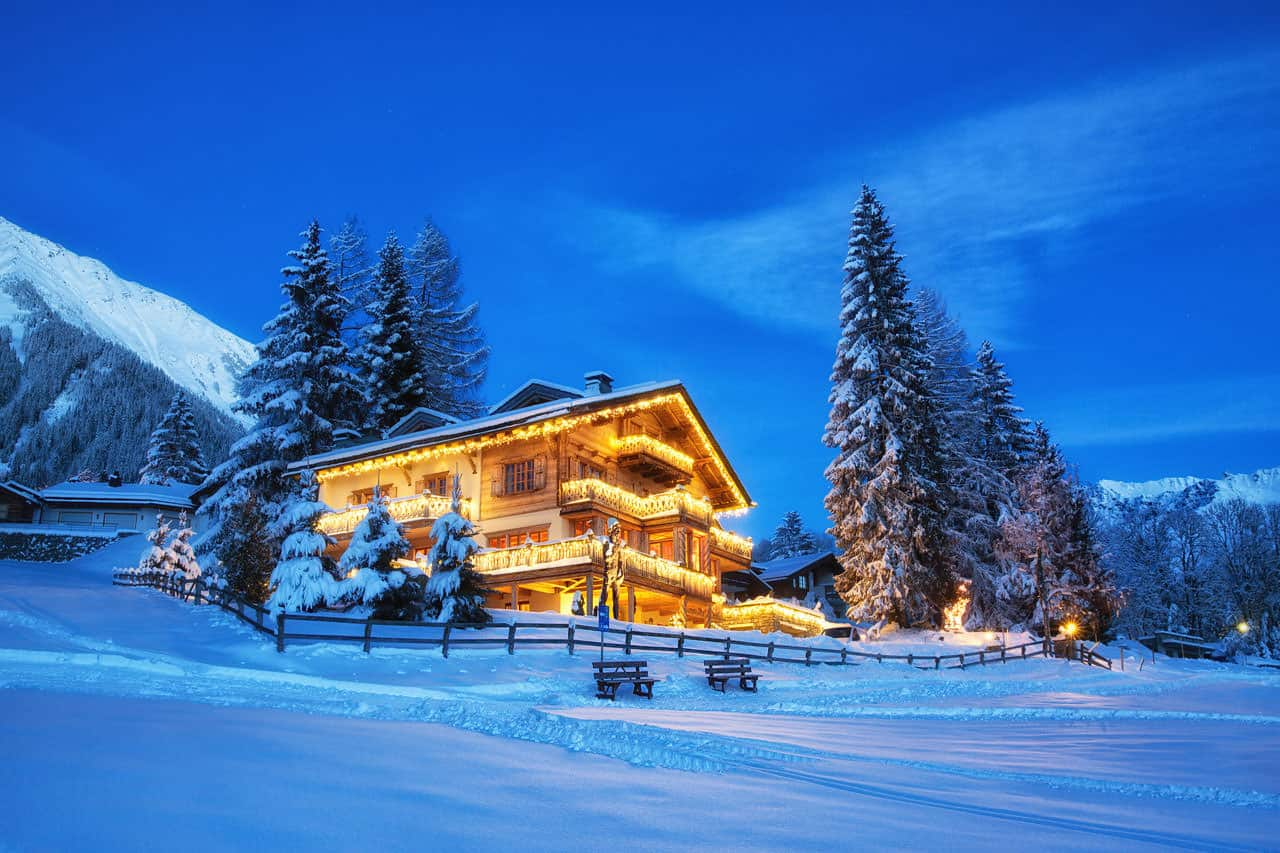 Chalet Eugenia: Klosters-Serneus, Suiza