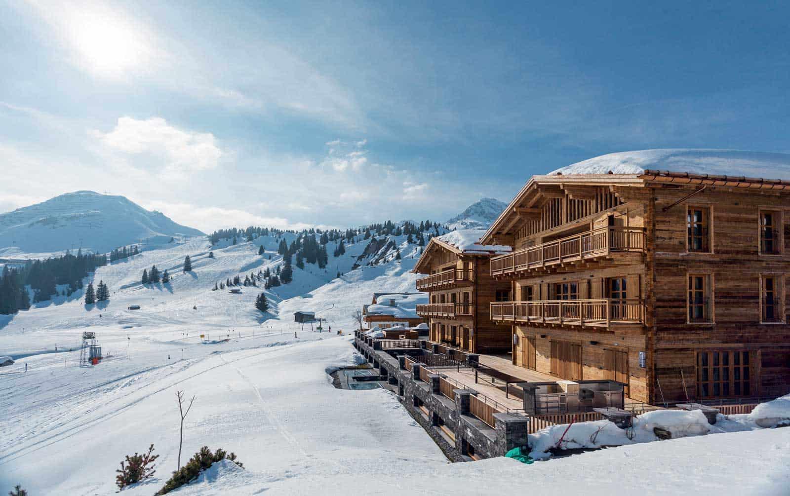Los 10 chalets más lujosos y caros del mundo para disfrutar en este invierno