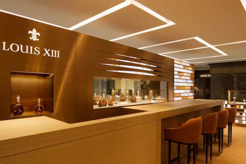 Louis XIII abre su primera boutique en Beijin