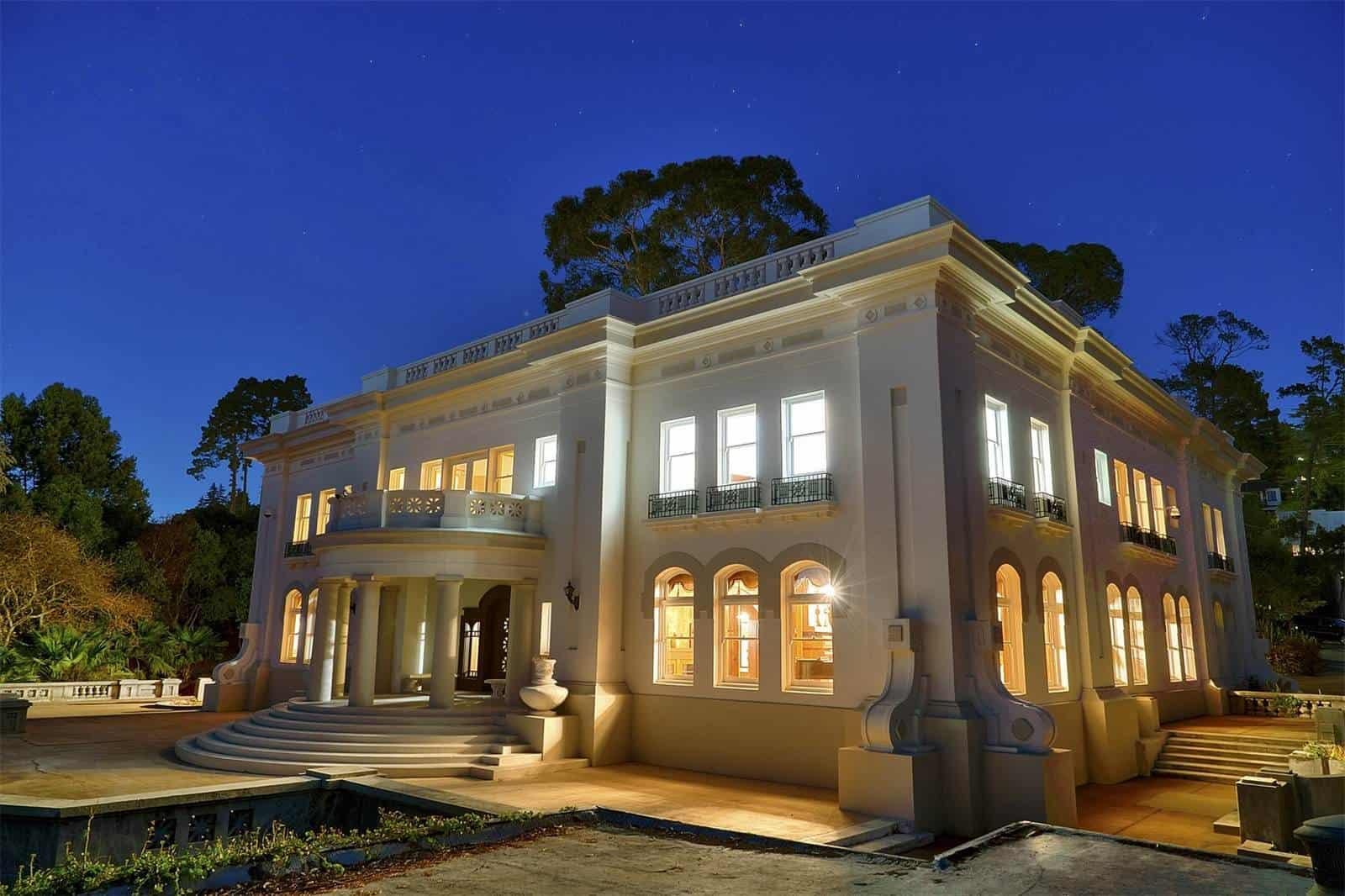La mega propiedad histórica Spring Mansion en California se vende en $7.5 millones