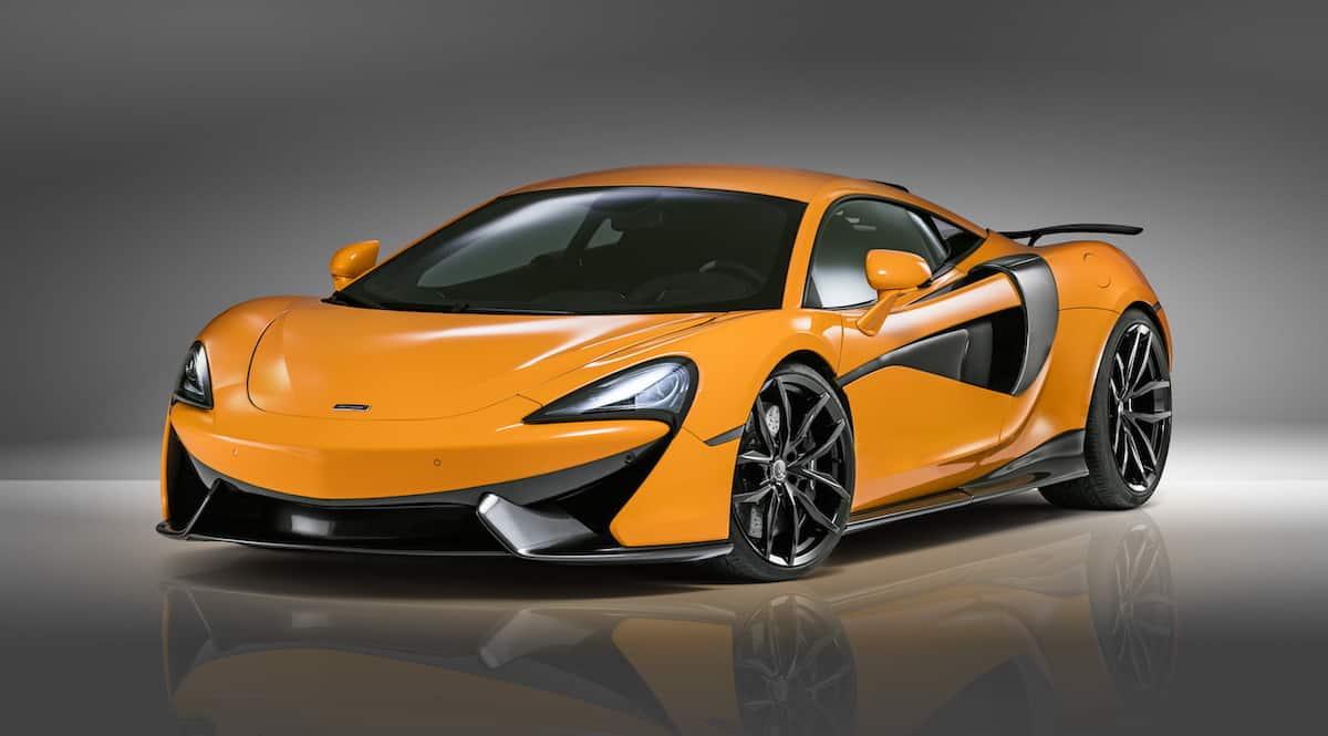 McLaren 650S 2016 por Novitec