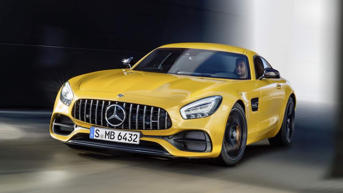 Este Mercedes-AMG GT S 2018 viene con un poderoso V8 c/550 caballos de fuerza