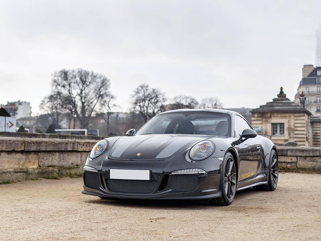 Porsche presenta el 911 R Steve McQueen Special