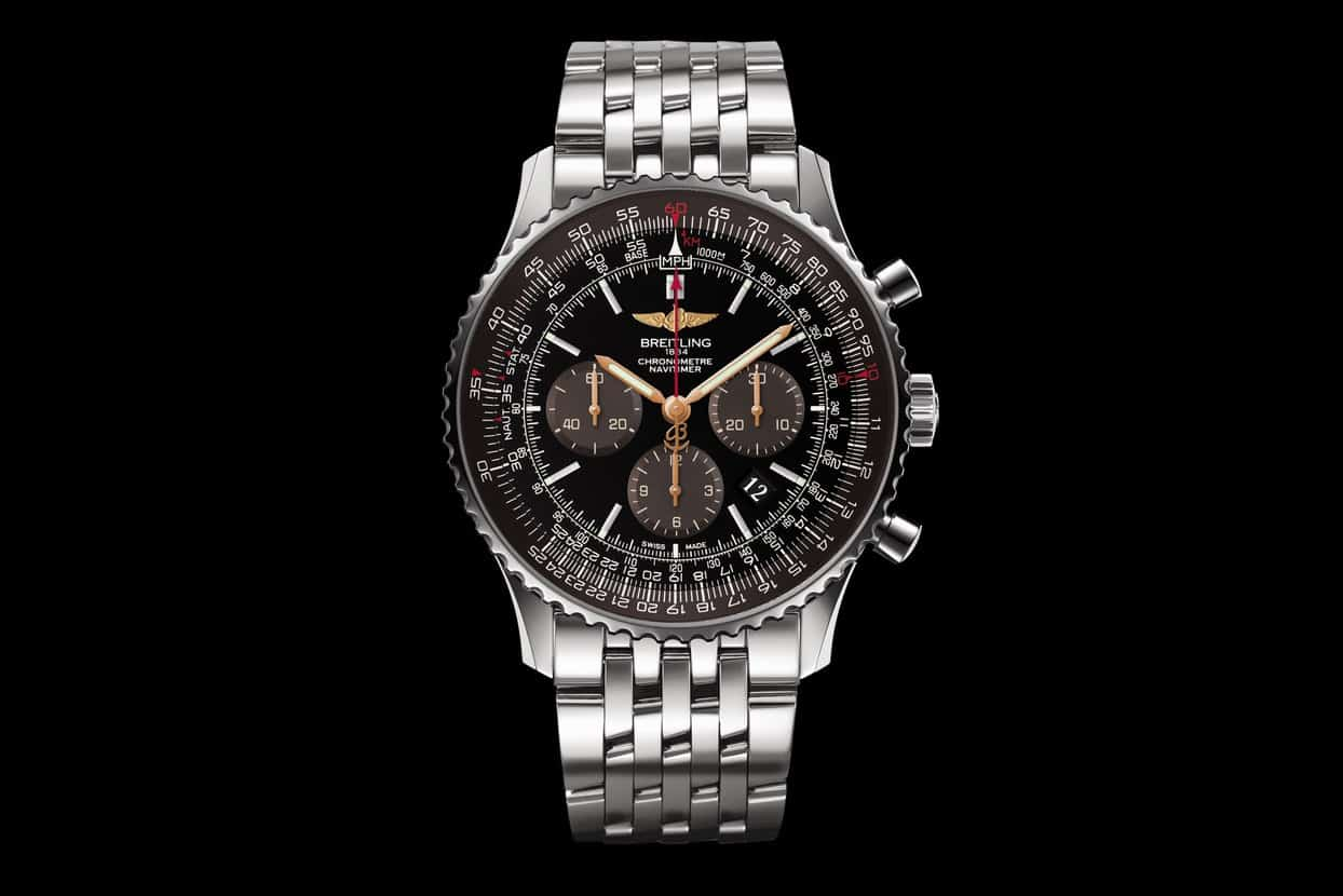 5a801c07c963 Este lujoso reloj Breitling Navitimer 01 Limited Edition ¡es asombroso!