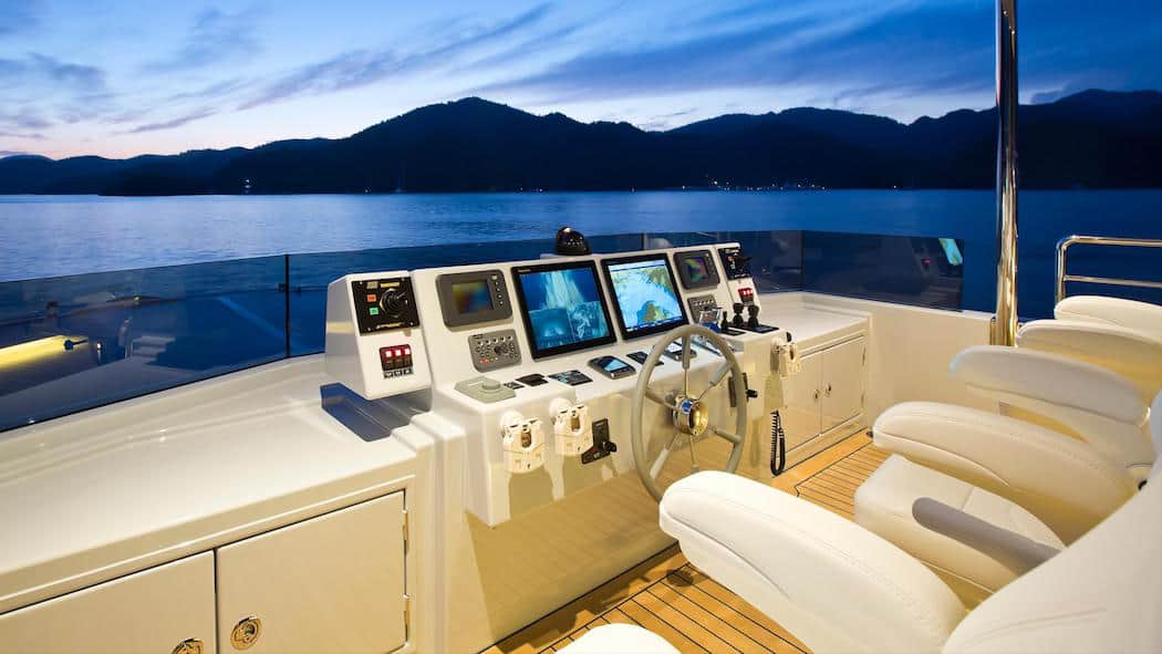 "Ultra lujoso yate ""ONLY NOW"" de Tansu Yachts"