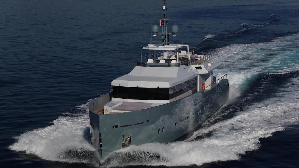 "Ultra lujoso yate ""ONLY NOW"" de Tansu Yachts"