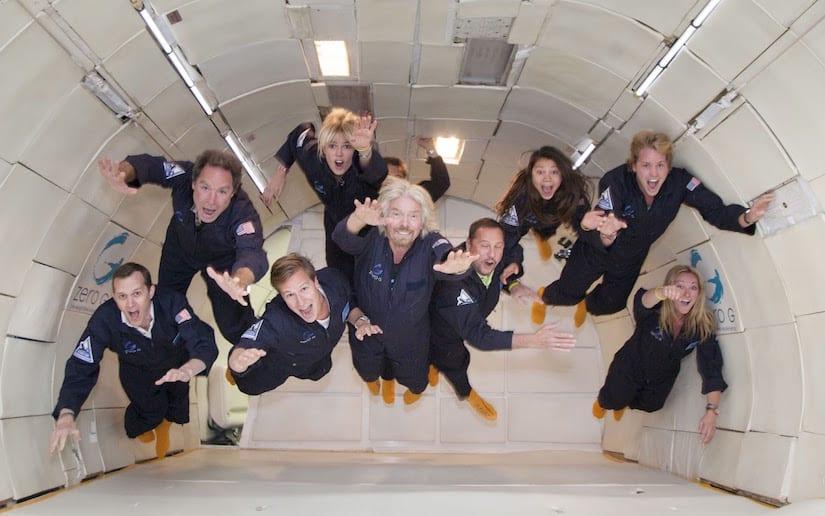 ZERO-G: Experiencia anti-gravedad… ¡Siéntete como un astronauta! ¡Mega adrenalina!